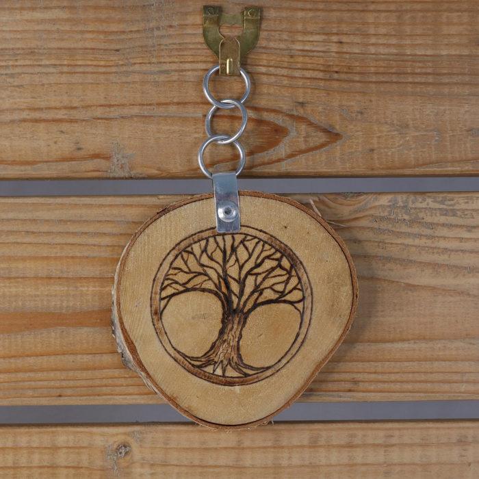 Deko zum Hängen Lebensbaum