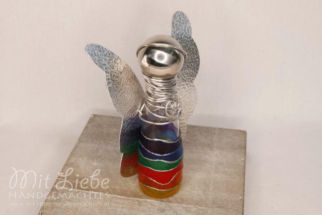 Dekoengel Glas Recycling - Kreativwerkstatt