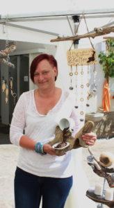 Sabine Janach - Kunsthandwerksmarkt Kloster Wernberg